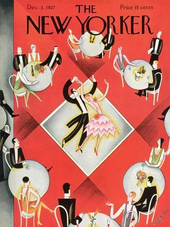 The New Yorker Cover - December 3, 1927