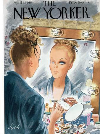 The New Yorker Cover - April 3, 1948