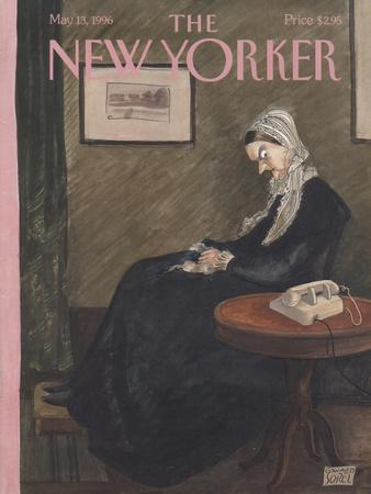 The New Yorker Cover - May 13, 1996