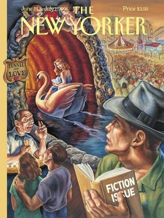 The New Yorker Cover - June 24, 1996