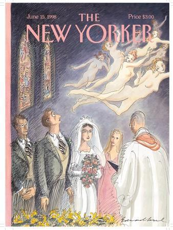The New Yorker Cover - June 15, 1998