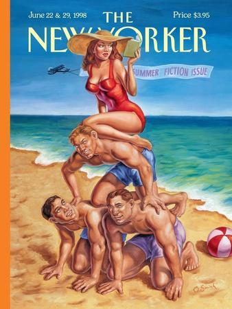 The New Yorker Cover - June 22, 1998