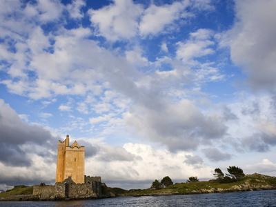 Kilcoe Castle in Ballydehob, County Cork, Ireland