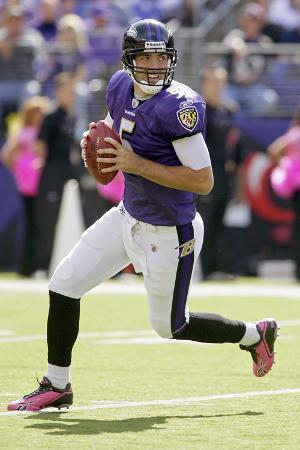Bengals Ravens Football: Baltimore, MD - Joe Flacco