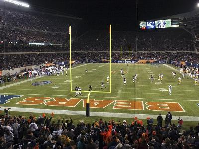 Chicago Bears--Soldier Field: Chicago, ILLINOIS - Soldier Field