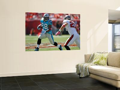 Panthers Buccaneers Football: Tampa, FL - Jonathan Stewart