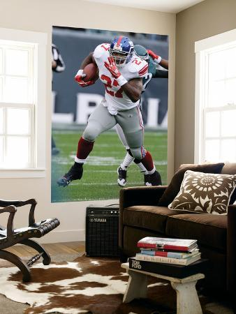 Giants Eagles Football: Philadelphia, PA - Brandon Jacobs