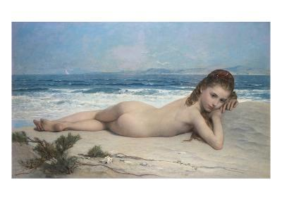 The Young Sea Nymph