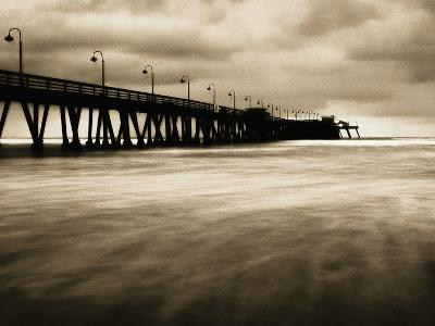 Pier on Imperial Beach, California, USA