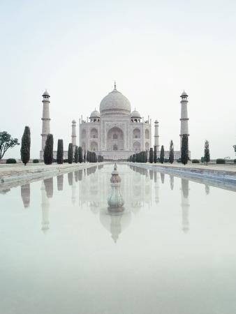 Taj Mahal at Morning