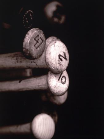 Close Up/Baseball Bats