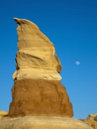 USA Utah Grand Staircase Escalante National Monument Devils Garden Rock formation