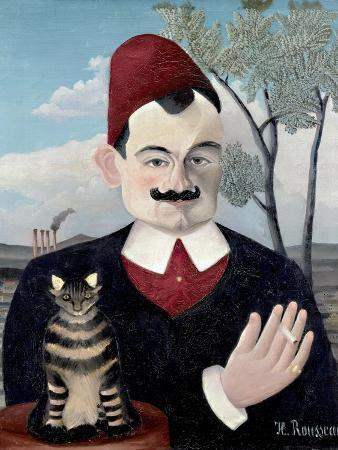 Portrait of Monsieur X (Pierre Loti)