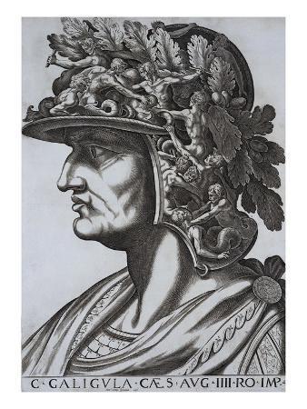 Gaius Caligula, Emperor of Rome