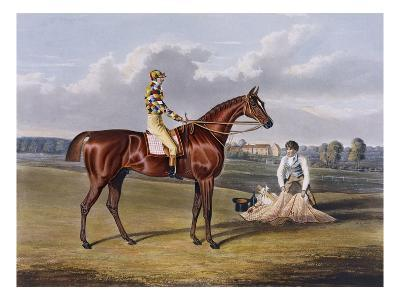 Aquatint by Thomas Sutherland After Barefoot, Winner 1823