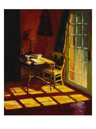 Lael's Desk