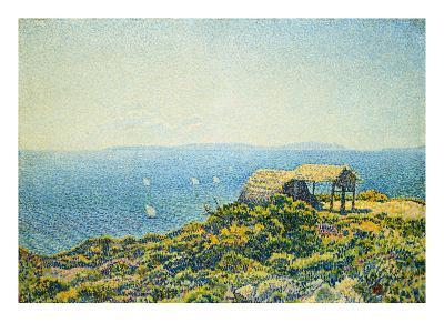Isles of Levant, View of Cape Benat