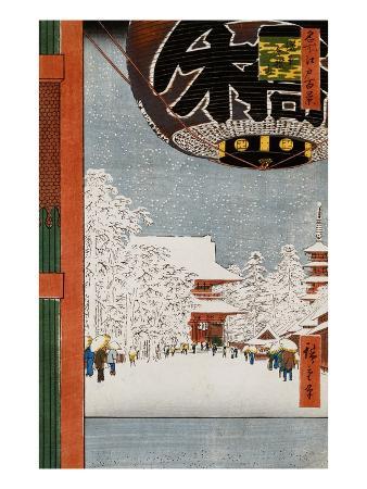 Kinryuzan Temple, Asakusa