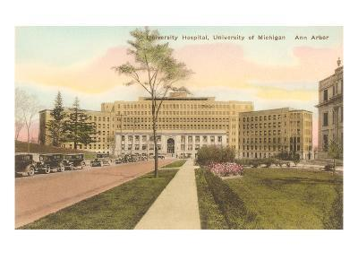 University Hospital, Ann Arbor, Michigan