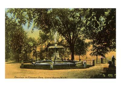 Crescent Park, Grand Rapids, Michigan