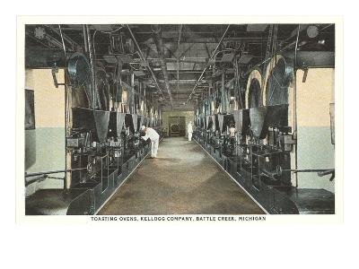 Kellogg Toasting Ovens, Battle Creek, Michigan