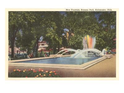 Bronson Park, Kalamazoo, Michigan