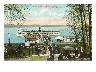 Boat Landing, Grand Rapids, Michigan