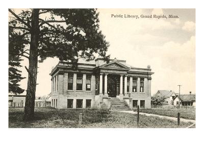 Public Library, Grand Rapids, Minnesota