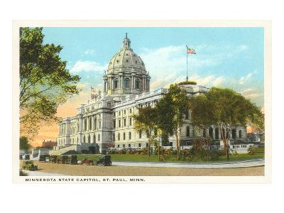 State Capitol, St. Paul, Minnesota