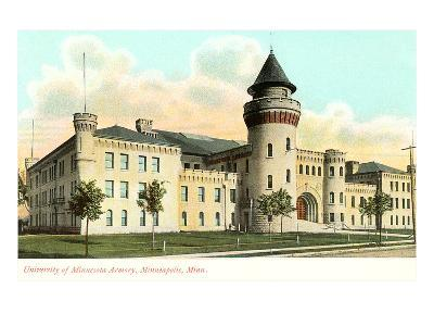 University Armory, Minneapolis, Minnesota