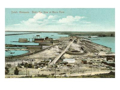 Rice's Point, Duluth, Minnesota