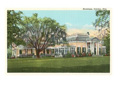 Monteigne, Natchez, Mississippi