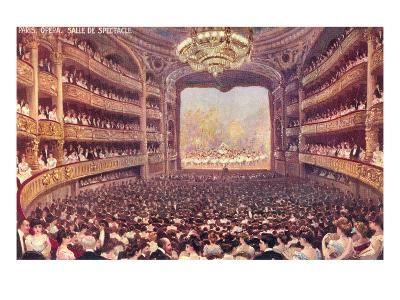 Paris Opera House, France