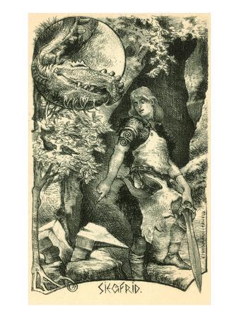 Motifs from Siegfried