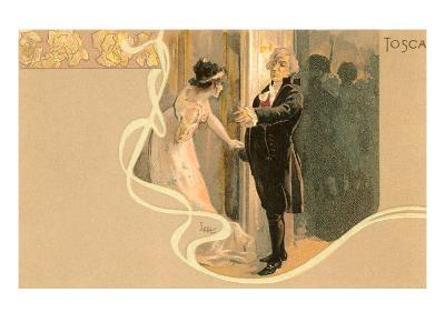 Scene from Tosca
