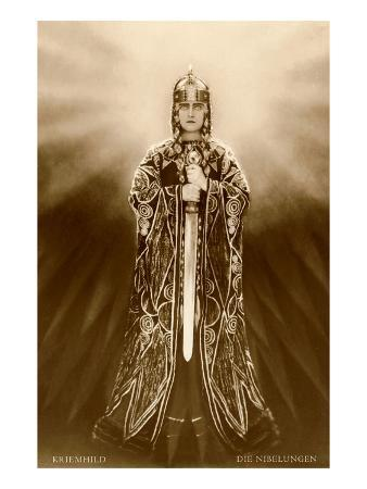 Kriemhild from Die Nibelungen