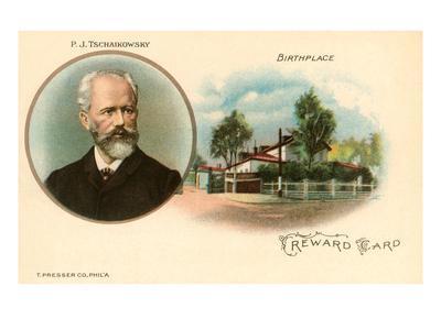 Tchaikovsky and Birthplace
