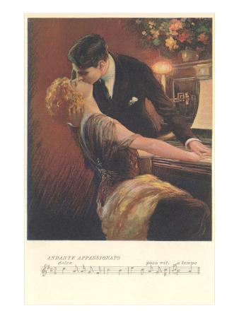 Romance at the Piano