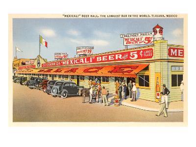 Beer Hall, Tijuana, Mexico