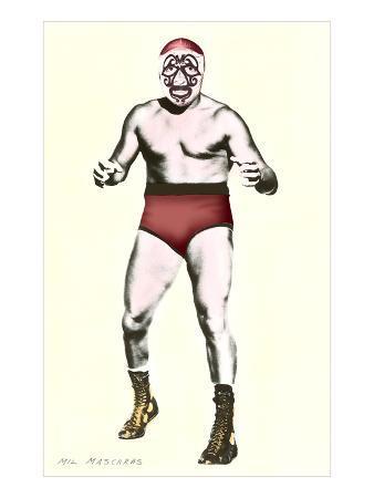 Thousand Masks, Mexican Wrestler