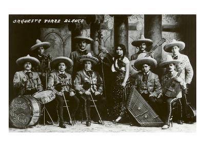 Orquesta Torre Blanca, Mexican Band