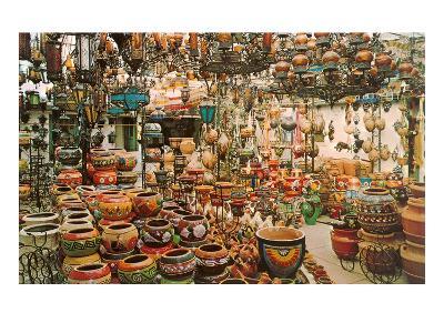 Curio Shop in Mexico
