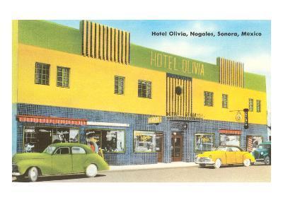 Hotel Olivia, Nogales, Mexico