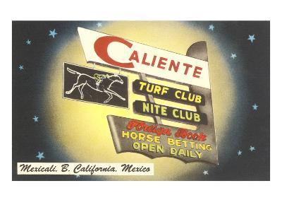 Caliente Night Club, Mexicali, Mexico