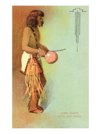 Isleta Pueblo Corn Dance