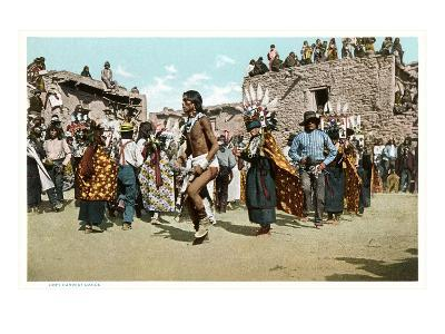 Hopi Harvest Dance