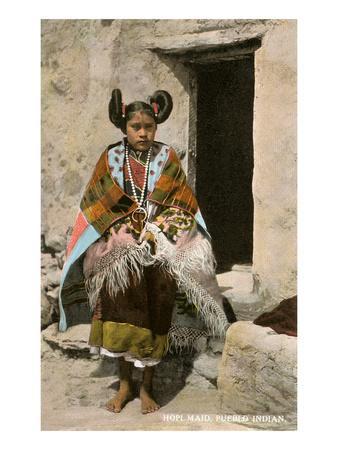 Hopi Maiden