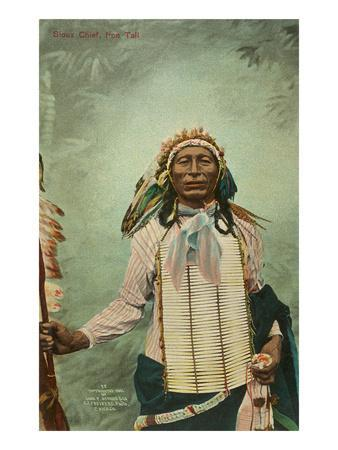 Iron Tail, Sioux Chief