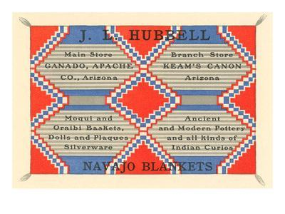 Hubbell Trading Post Advertisement