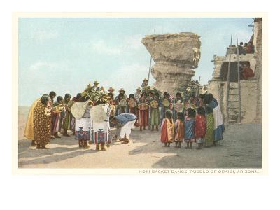 Hopi Basket Dance, Oraibi